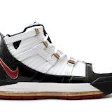 Nike Zoom LeBron III Listing