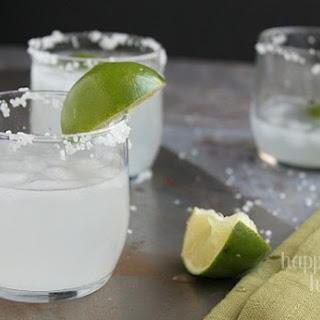 3-Ingredient Skinny Margaritas.