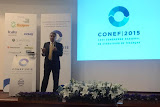 Terminei a pouco minha participação no XVII Congresso Nacional dos Executivos de Finanças. Falei sobre o atual cenário econômico em um painel com o ex Secretário Aod Cunha. 08-10-2015