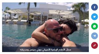 """ممثل أفلام إباحية في مصر.. """"ملتزم ولم يمارس عمله""""- حرابيا"""