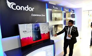Condor s'offre le 20ème showroom à Alger