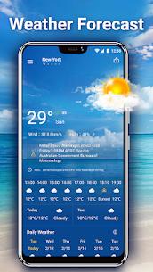 الطقس – تنبيهات الطقس المحلية والرادار 2