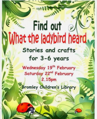 What the Ladybird Heard Bromley Library