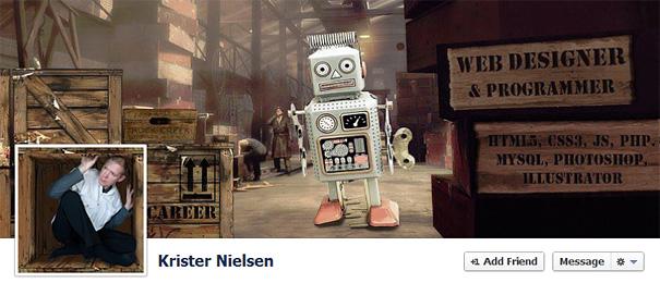 30 креативни корици за профила ви във Фейсбук