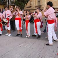 Diada dels Xiquets de Tarragona 3-10-2009 - 20091003_315_grallers_XdT_Tarragona_Diada_Xiquets.JPG