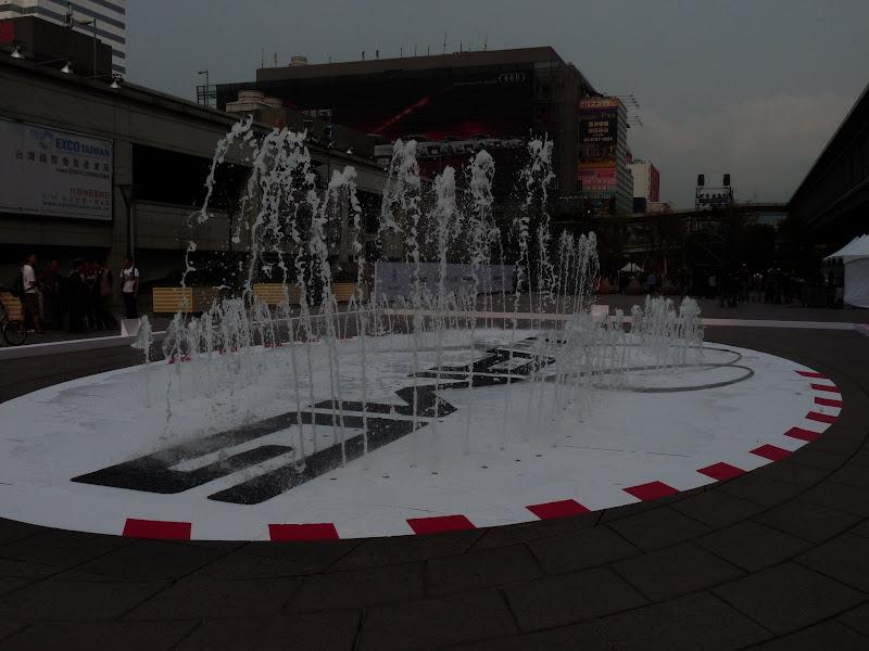 TAIWAN . Taipei De Shandao Temple jusqu à T 101 à pied... - P1160358.JPG