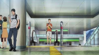 GATE 1 021 - 【聖地巡礼】GATE(ゲート) 自衛隊 彼の地にて、斯く戦えり@銀座・新橋駅・まさかの痛車と遭遇