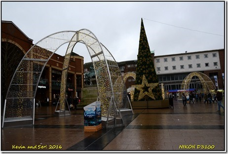 Coventry City Centre - January