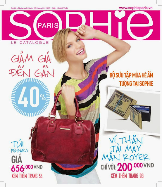 Sophie Paris Catalog 20