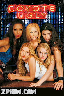 Quán Bar Coyote Ugly - Coyote Ugly (2000) Poster
