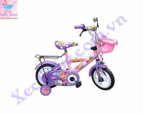 Xe đạp trẻ em 12-54 con chuột