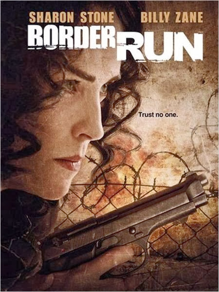 Poster Of English Movie Border Run (2013) Free Download Full New Hollywood Movie Watch Online At Alldownloads4u.Com