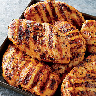 Lemon-Oregano Chicken Breasts