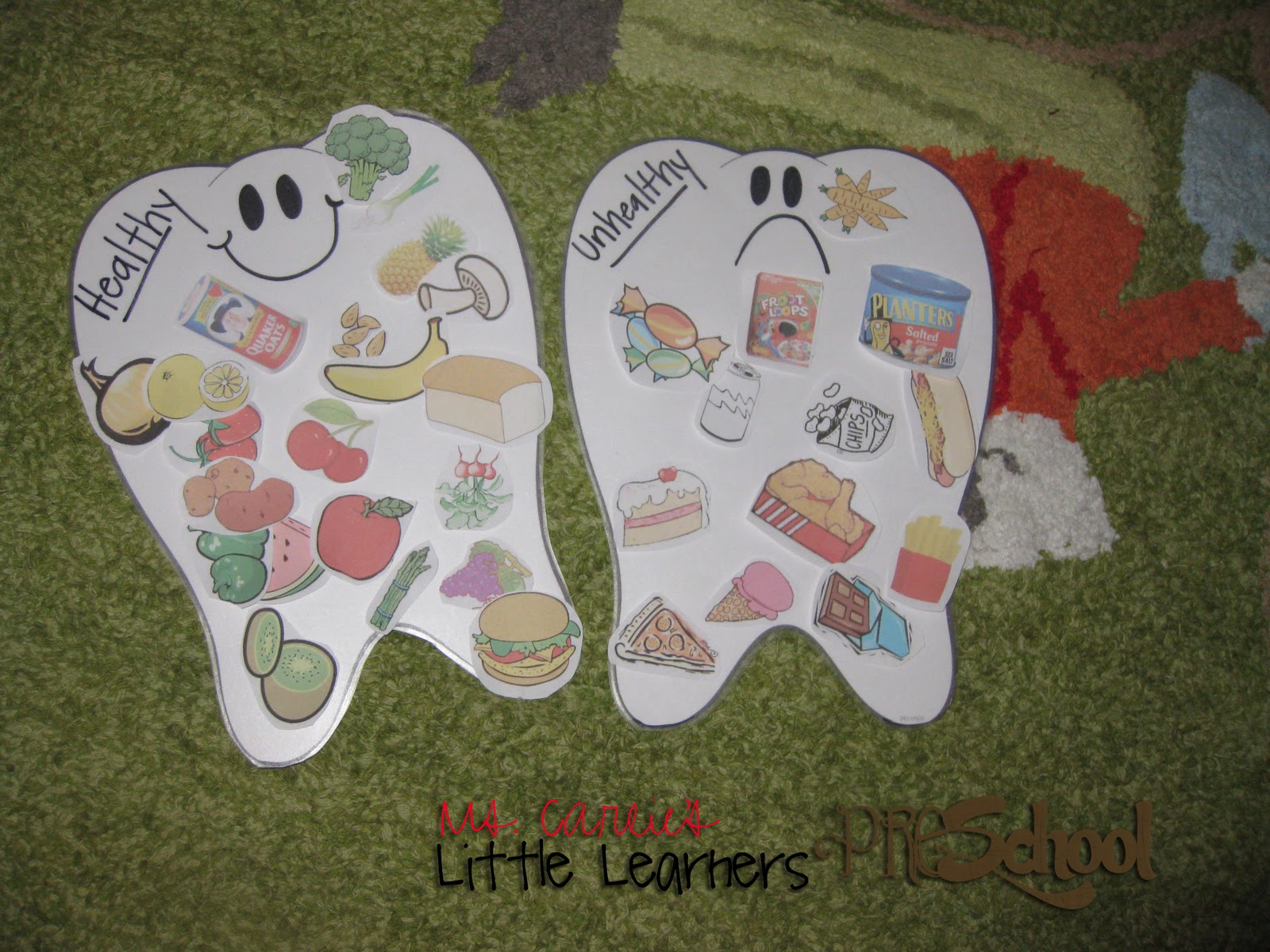 Ms Carlie S Little Learners Preschool February Week Four