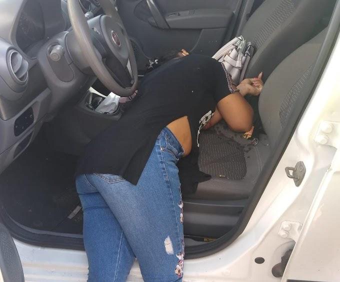 Mulher é morta por vários tiros dentro de carro em Natal