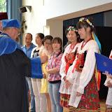 2012-06-16 Pokaz polsko-chińskiego krakowiaka na Święcie Wydziału Filologicznego