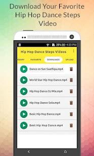 Hip Hop Dance Steps Videos - náhled
