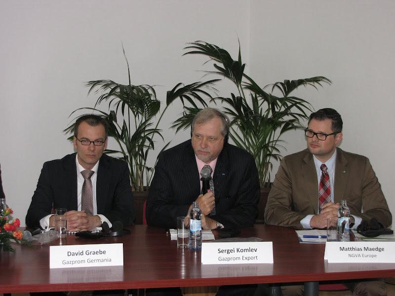 Mocne zaangażowanie koncernu Gazprom pozwala z optymizmem patrzeć na rozwój rynku metanu dla pojazdów w Polsce
