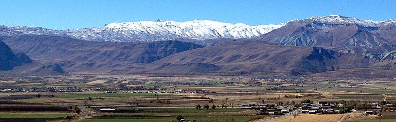 Landschaft bei Gonduman