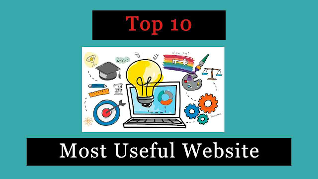 Top 05 most useful website for internet user most know