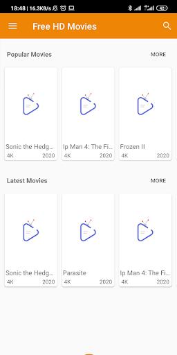123 Movies screenshot 4