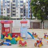 FRESH @ AKSHARA GO FOR GREENS  For Kindergarten on 26/09/2014