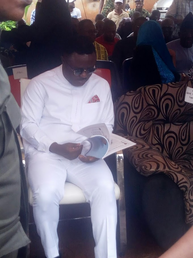 Why Ayade deserves 2nd term- Egbara Emmanuel