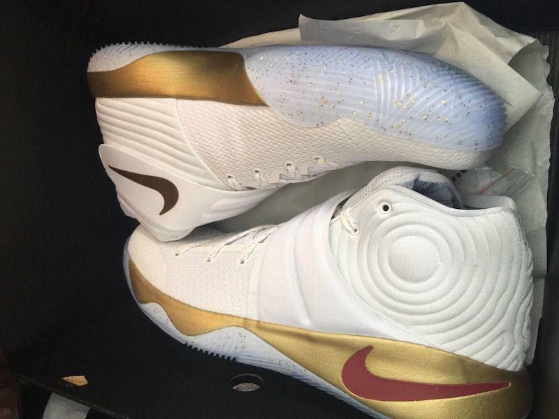 best loved c359f cbca0 ... Preview of LeBron Soldier 10 X Kyrie 2 Game 3 Championship Pack ...