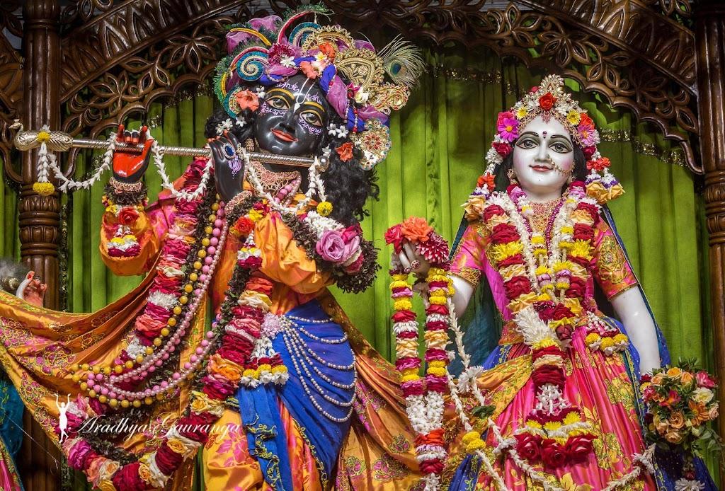 ISKCON Mayapur Deity Darshan 20 Jan 2017 (1)