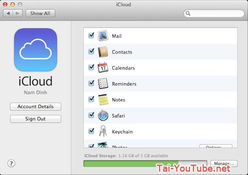 3 bước bảo mật cho tài khoản iCloud - Hình 2