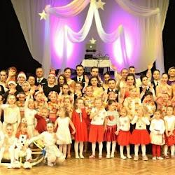 Vánoční taneční show 2018