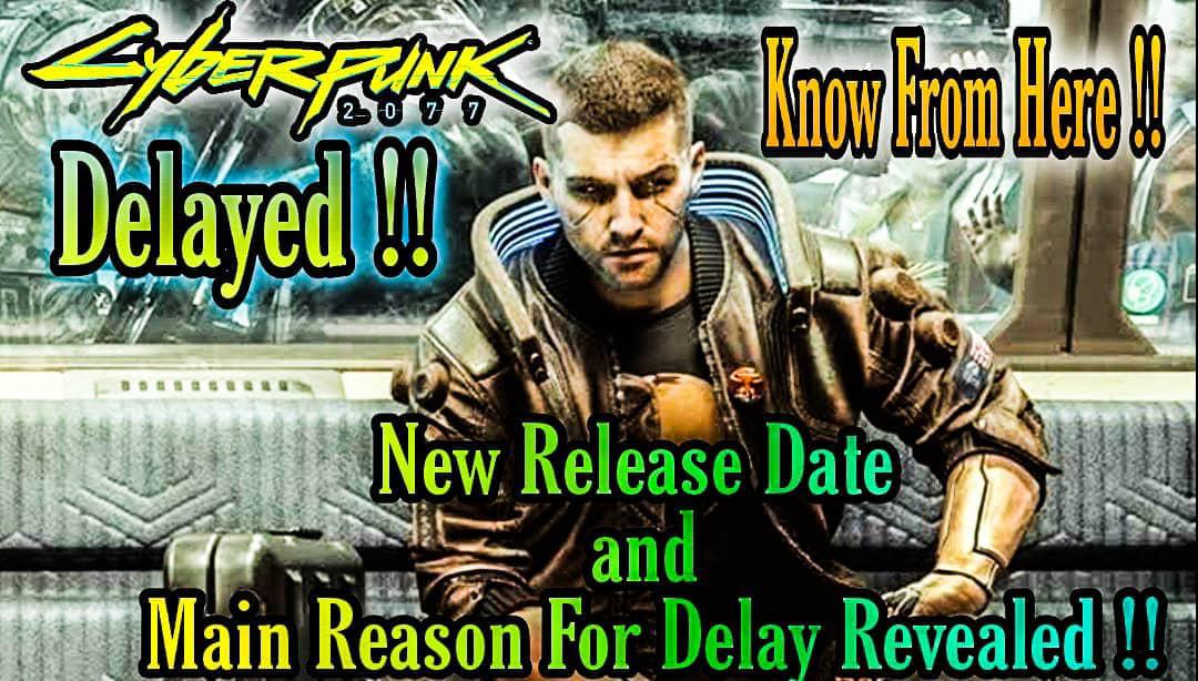cyberpunk 2077, cyberpunk 2077 release date