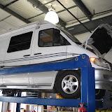 2008 Sprinter Van - Custom Install
