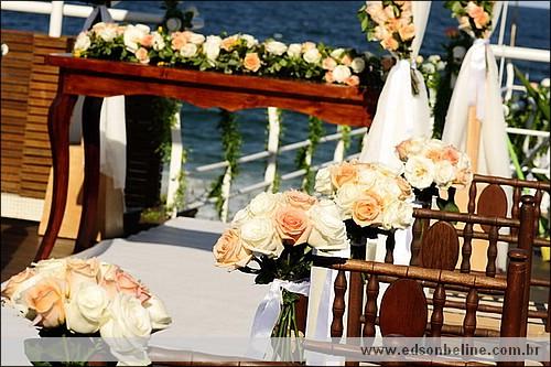 decoracao branco amarelo : decoracao branco amarelo: festa: Decoração para casamento branco, amarelo e laranja