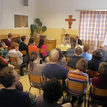 Familiennachmittag bei der Gemeinschaft Immaculata14. Februar 2015