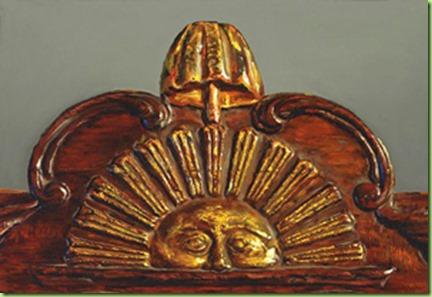 Sun-Rising Washington's Chair