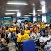 Professores de Ipirá paralisam atividades e demonstram insatisfação após a retirada de 1,81% da remuneração dos Servidores Públicos Municipais pelo prefeito Marcelo Brandão (DEM)