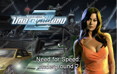 Game PC Balapan Need for Speed: Underground 2 Ringan