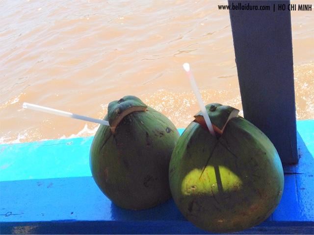ho chi minh, bercuti di sungai mekong