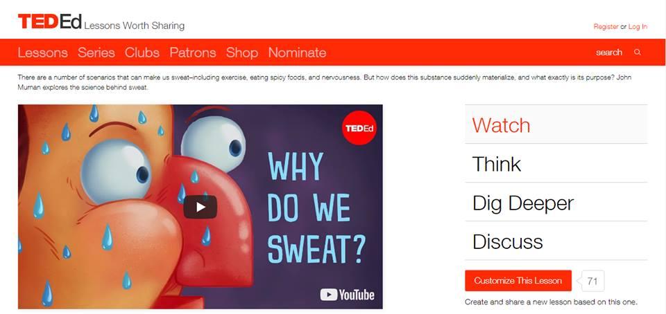 Trang web ed.ted.com