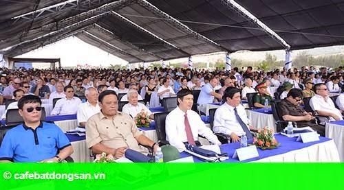 Hình 2: Khởi công Quần thể sân golf và resort 3.500 tỷ đồng tại Bình Định