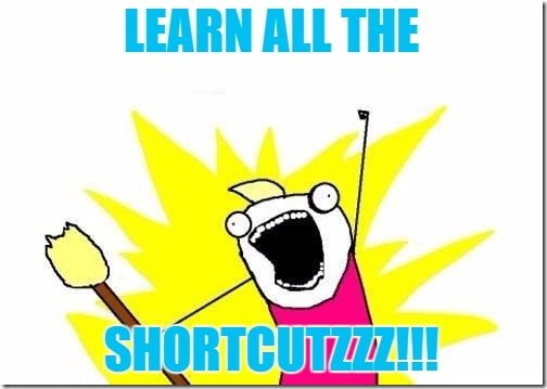 LearnAllTheShortCutzzz