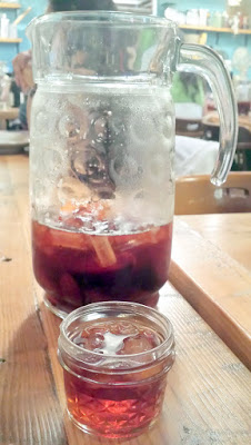 Sassafras and Pluot Luzianne Sweet Tea