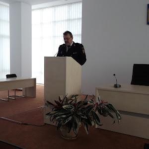 Bilant ISU Arad 2011