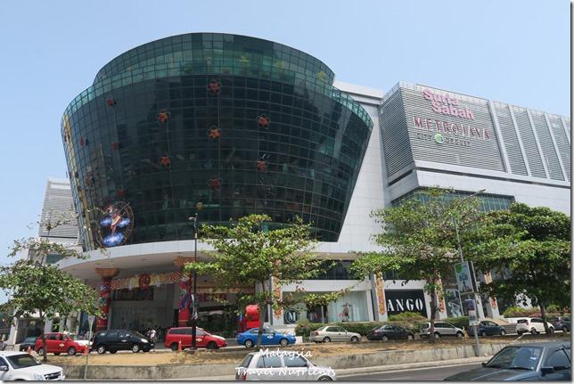 Suria Sabah 購物中心