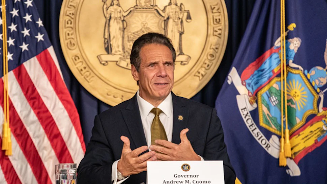 'Abuse Of Power Is A Virus,' Gov. Cuomo Says