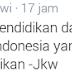 Jokowi Targetkan 19 Juta Kartu Indonesia Pintar Bisa Didistribusikan