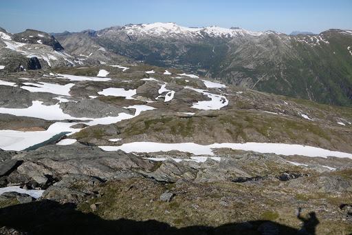 Glomfjord od Middagstuva