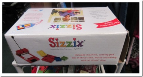 original sizzix machine