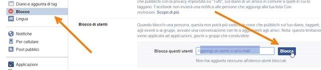 bloccare-utenti-facebook